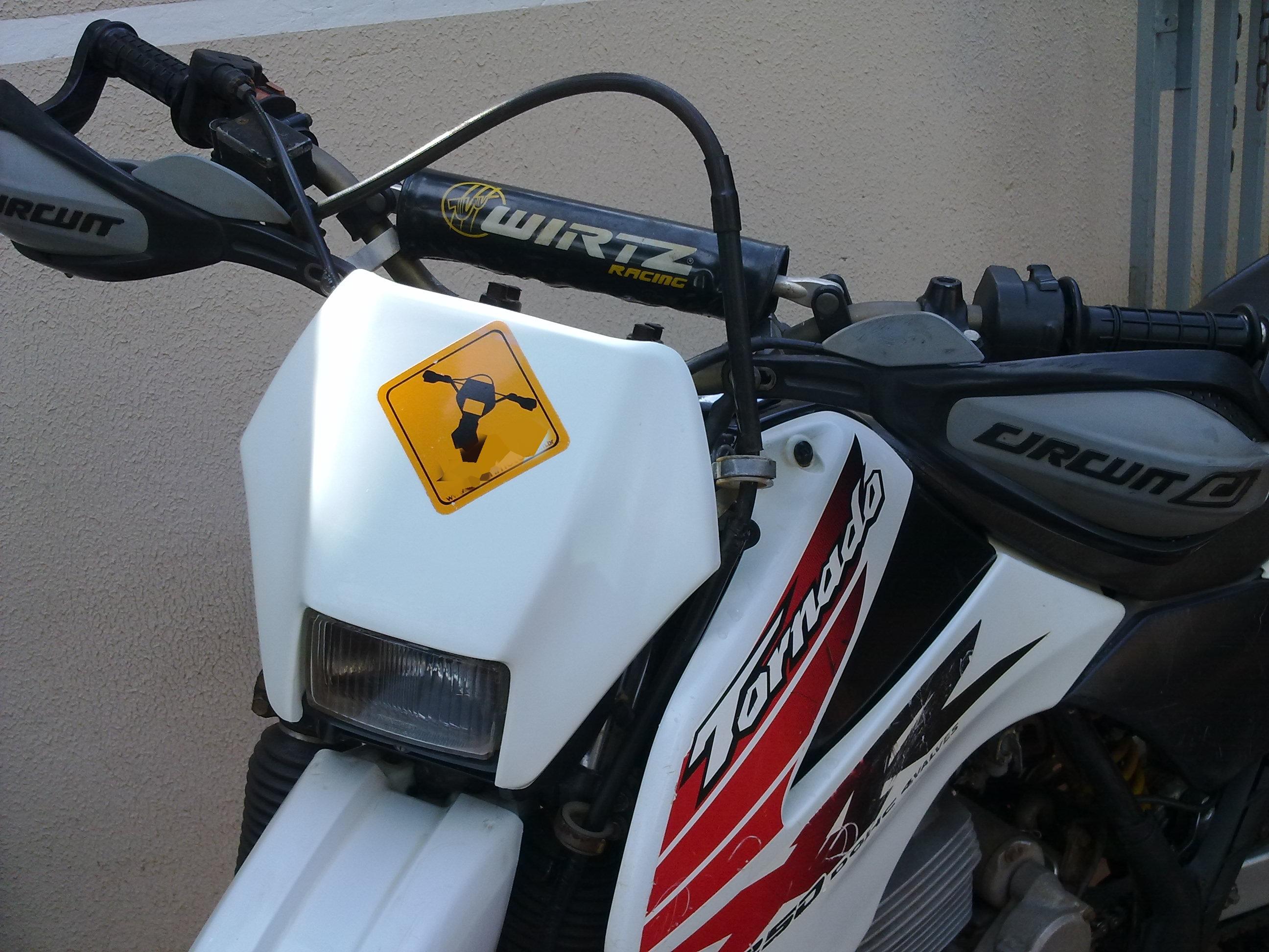 Honda Xr 250 Tornado Crf Cr Xr250 Xr 200 2002
