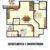 Ubatuba - Apartamento com 2 suites 84 m² de area util a 550 metros da Praia doTenório - Imagem3